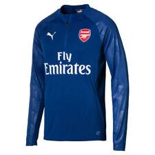Solo maglia da calcio di squadre inglesi allenamenti blu