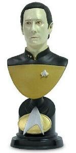 Star Trek Data Resin-Bust 18cm Ltd 5000 Sideshow