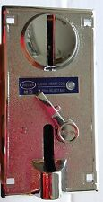 Electronic Coin Selector Metal Front w/light indicator USA STOCK