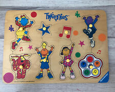 THE TWEENIES - Vintage Wooden Jigsaw Puzzle Made By Ravensburger VGC