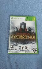 Other Worlds of Battle Lot of 4 ( Xbox 360)(Untested)Lord of the Rings , etc