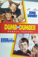 DUMB and DUMBER + DUMB and DUMBERER:WHEN HARRY MET LLOYD Dubble Feature SEALED