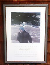 Andrew Wyeth Autobiography Nelson Atkins Museum Exhibit Gallery Poster 1995