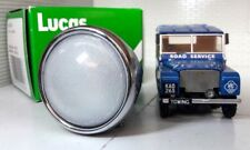 Lucas L451 Bulkhead Side Light Sidelight Glass Light Unit Land Rover Series 1 80