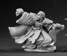 Callus Necromancer Reaper Miniatures Dark Heaven Legends Warlock Mage Caster RPG