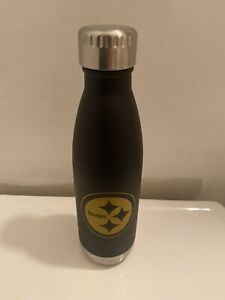 Pittsburgh Steelers 17oz. Color Rush Stainless Steel Water Bottle