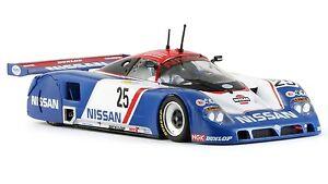 """Slot It """"Nissan"""" Nissan R89C - 1989 Le Mans 1/32 Scale Slot Car CA28D"""