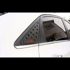 C Pillar Sports Plate Hole Mask Molding For Hyundai New i30 Elantra GT 2012~2015