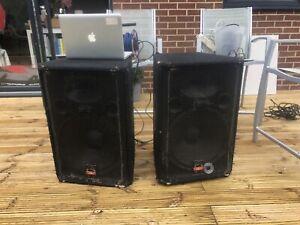 Wharfedale Pro EVP X15p Active Speakers