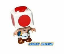 LEGO Super Mario - Toad - buildable minfigure FREE POST