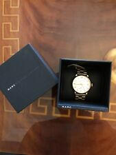 Marc by Marc Jacobs Rose Gold Ladies Watch