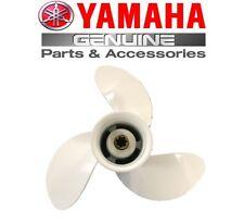 """Yamaha Original Fuera De Borda hélice 6/8/9.9 Hp (tipo N) 8.5 """"x 6.5"""""""