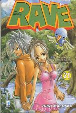 manga STAR COMICS RAVE  numero 21