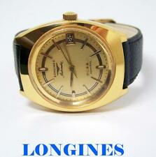 Vintage LONGINES 5 Star ADMIRAL Automatic DATE Watch Cal.345 EXLNT SERVICED