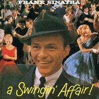 A SWINGIN' AFFAIR!  VINYL LP FRANK SINATRA NEW SEALED