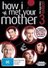 How I Met Your Mother : Season 3 (DVD, 2009, 3-Disc Set)   261