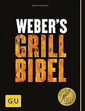 Weber's Grillbibel (Themenkochbuch) von Purviance, Jamie | Buch | Zustand gut