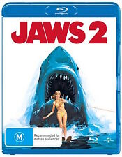 JAWS 2 : NEW Blu-Ray