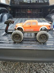 Traxxas Stampede 4x4 With Upgrades