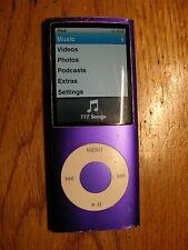 iPod Nano 4th Generation 8GB -- Purple (MB739LL)