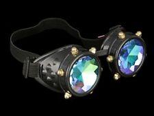 SteamPunk Gafas - Crystal Vision - Gothic Accesorio Máscara de pestañas