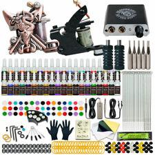 Dragonhawk HW-10GD Complete Tattoo Starter Kit
