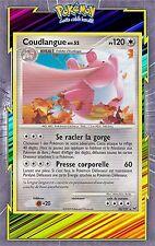 Coudlangue - Platine - 33/127 - Carte Pokemon Neuve Française
