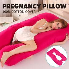 Maternity Pillow Pregnancy U-Shaped Breastfeeding Nursing  Sleeping Body Support