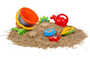 Play Sand Childrens Kids Toy Pit Non Toxic, Clean Safe, CERTIFIED, UK 20KG