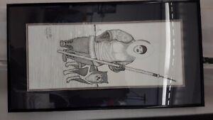 Authentic eskimo drawing(CG3)
