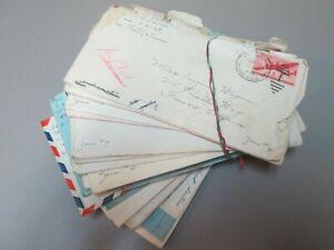 (N) WWII U.S. Soldier Love Letters Lot