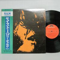 TASTE - S/T ( 1 ) LP 1974 JAPAN Polydor MP 2350 RORY GALLAGHER w/ obi, insert