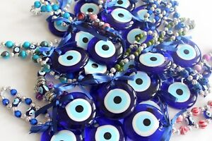 Turkish Evil Eye,5 Cm Lucky Eye and Protection Wall Hanging Home Decoration/Orna