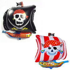 HALLOWEEN DECORATIONS Foil Boat Hellowen hallween Scary foil Party Decor UKSTOCK