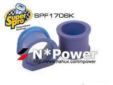 SUPERPRO Steering Rack & Pinion Mount Bush Kit FOR MITSUBISHI LANCER EVO 2 94-96