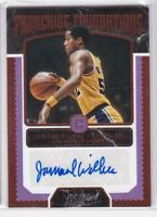 2017-18 Cornerstones Franchise Foundations Jamaal Wilkes AUTO #/75