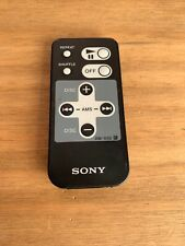 RM-X58 Small Sony Remote
