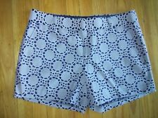 BANANA REPUBLIC WOMEN'S SHORTS BLUE SIZE 6 – NWT