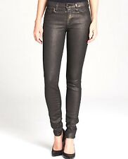 JOE'S Jeans New Women's Mid Rise Skinny Fit In Aisnley, Dark Bronze, Sz 24x30
