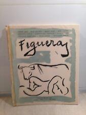 alfred FIGUERAS / gide , cocteau,dufy,cassou,rebeyrol , etc /1953/DEDICACE
