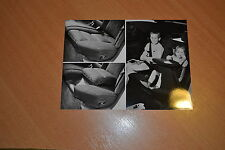 PHOTO DE PRESSE ( PRESS PHOTO ) Mercedes Classe C siège enfants ME253