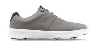FootJoy Contour Series Golf Shoes 54129 Grey Men's New