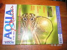 /!! Aqua Plaisir n°106 Fishroom & Discus Nourriture seche Acaras Rouges