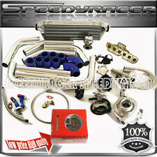 T3/T4 Turbo Kits VW Golf GTI Jetta 3.2L 2.8L VR6 24V T04E