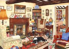 La House of Puzzles-Puzzle 1000 pezzi-Cinque minuti di pace