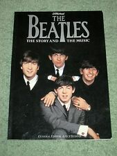 THE BEATLES the story & the music Joyce Robbins St Michael BOOK!