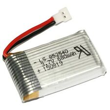 3pc 3.7V 680mAh Rechargeable Lipo Battery for Syma X5 X5C X5A X5SW X5SC RC Heli