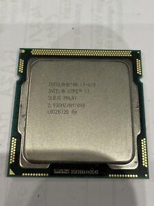iMac CPU Intel Core i7-870, 2.93GHz