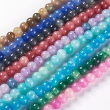 ca topp Qualität perlmutt 30 böhmische WACHSPERLEN TROPFEN Glas 11 mm