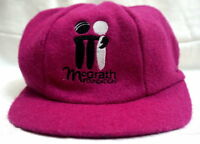 PINK BAGGY CAP Green Style AUSTRALIA TEST WOOLLEN McGRATH FOUND Best Price Ever